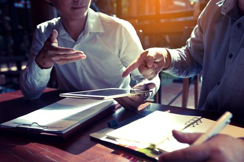強い企業経営を創る、ベストパートナーの存在
